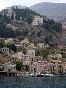 Symi, a possible filming location
