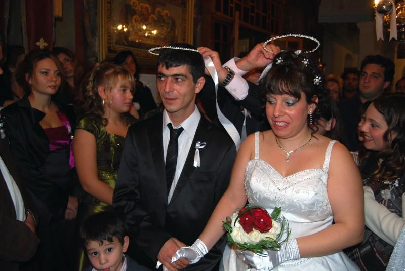 Greek wedding Symi Dodecanese Greece.