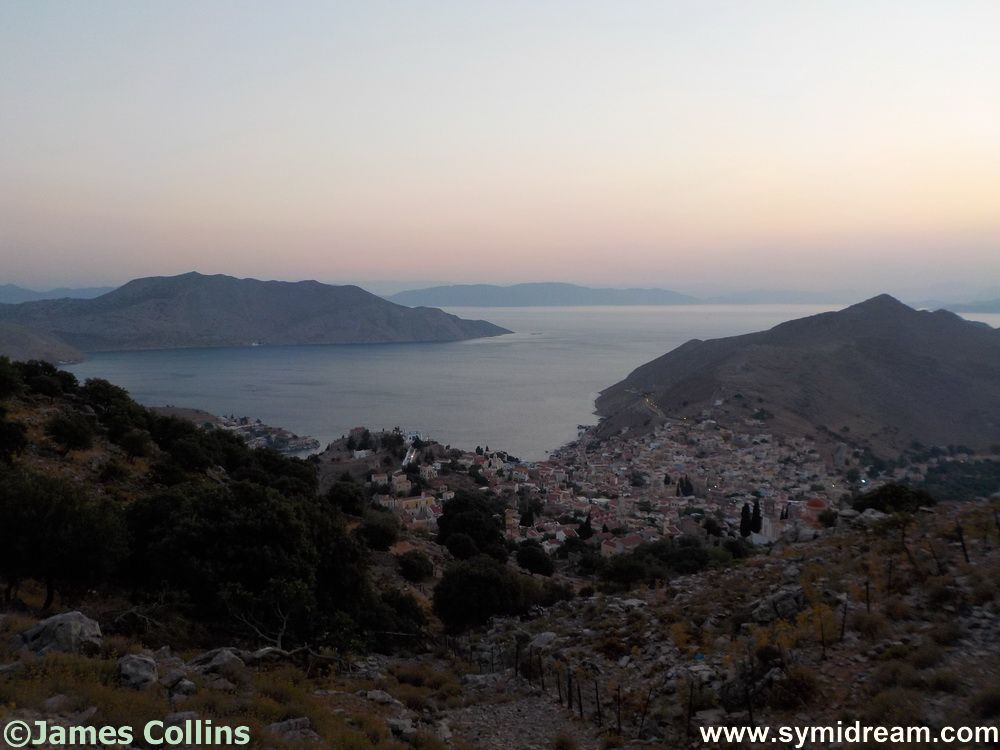 Images from Symi Greece by Neil Gosling and James