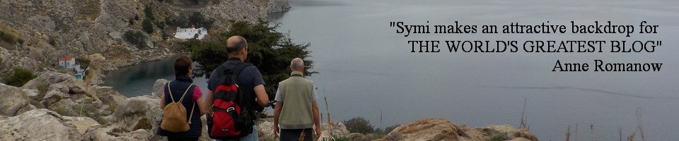 Symi Dream - Living on a Greek island