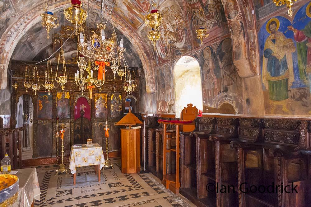 Megalo Sotiros monastery
