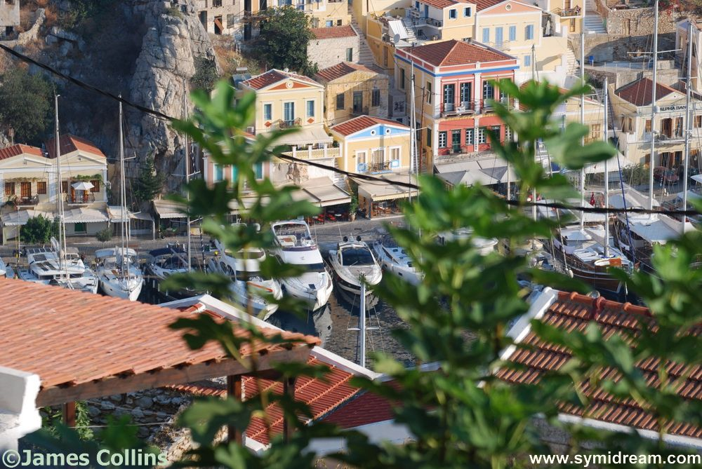 Quick news update from my Symi desk