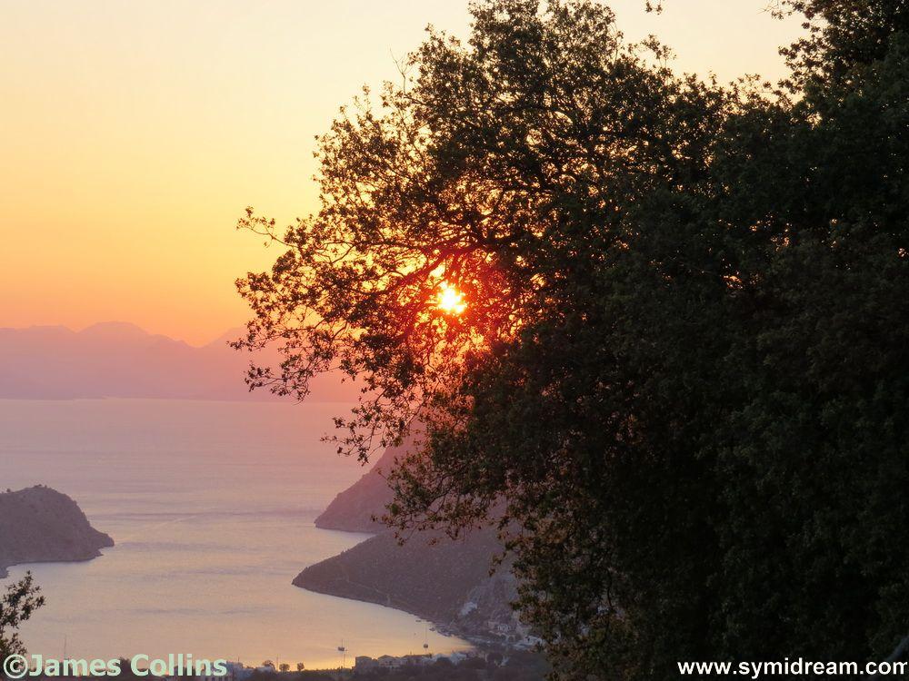 Symi sunrise