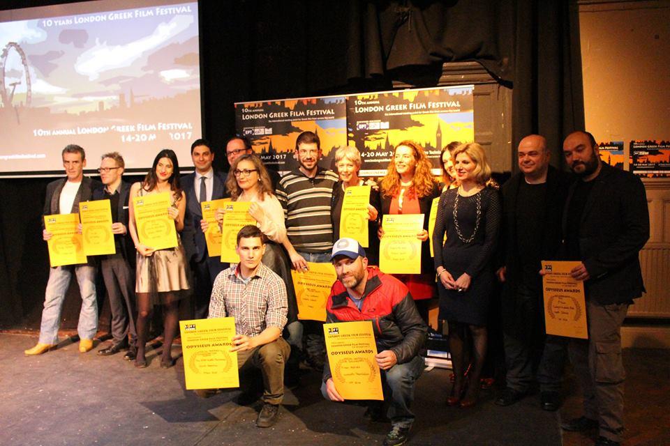 The London Greek Film Festival winners