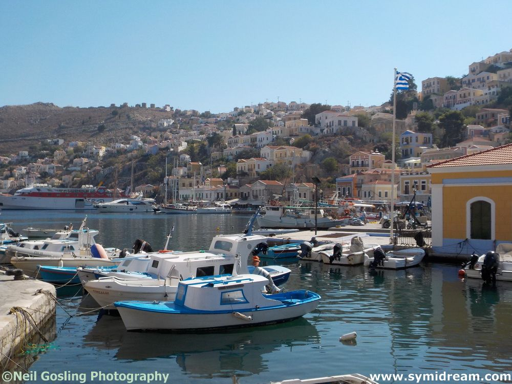 Symi Greece Symi Dream
