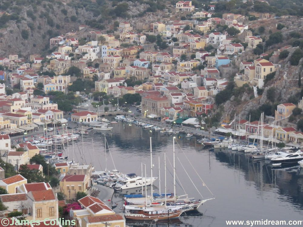 From Symi to the Marsh