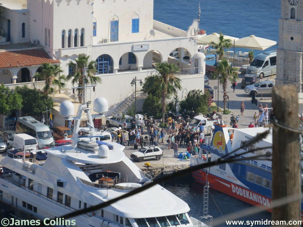 Rhodes to Symi: Tips