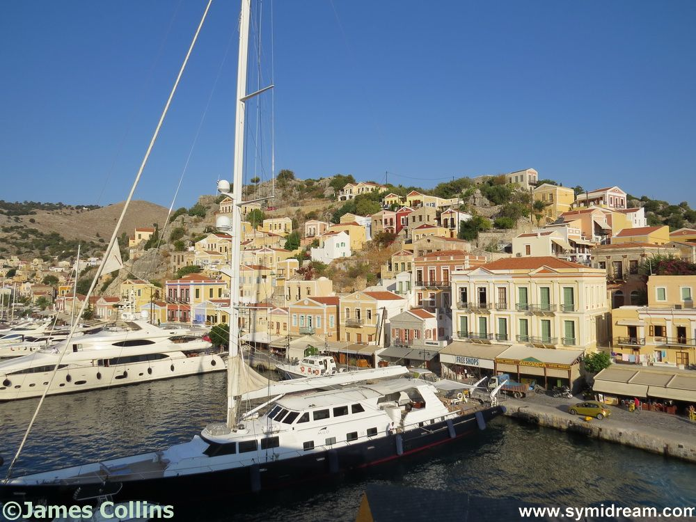 Symi, Stuff & Nonsense