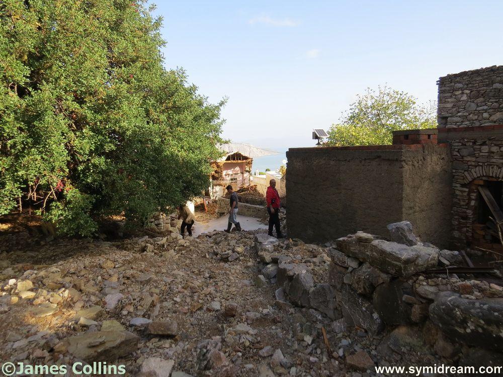 Symi Disaster Area