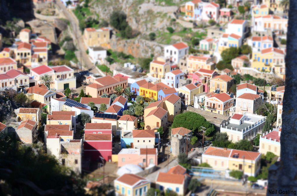Symi Greece Simi