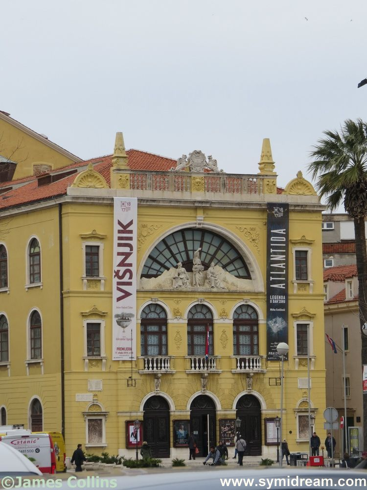 National Theatre, Split