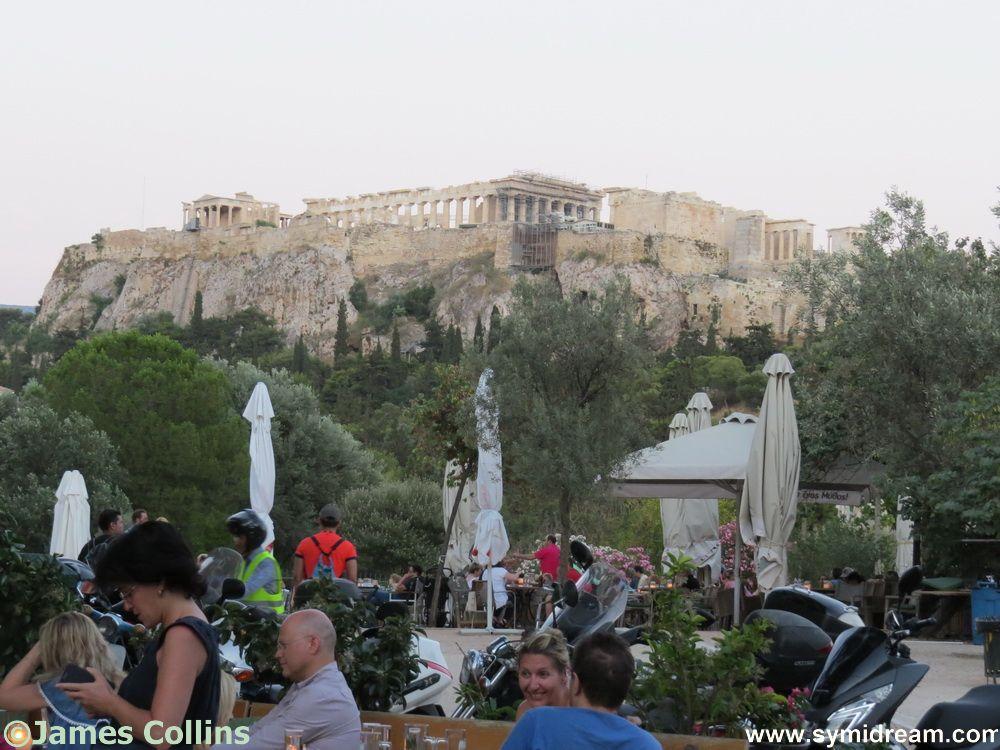 Symi to Athens