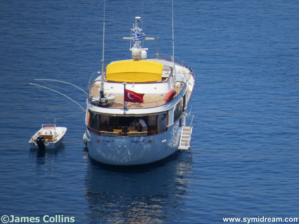 Travelling From/To Symi