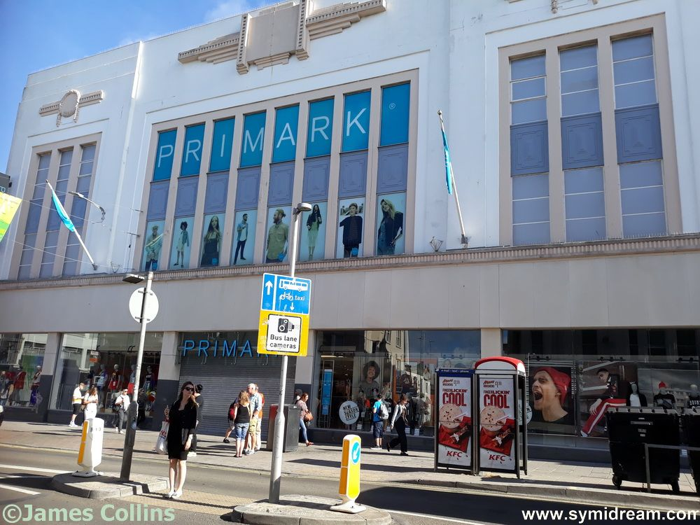Although it was hot in the UK at the time, I had become chilly in the garden in the evening so an early morning dash to Primark for long trousers and a hoodie was called for. I've never queued to get into Primark before, so it was a bit embarrassing, but no-one saw me.