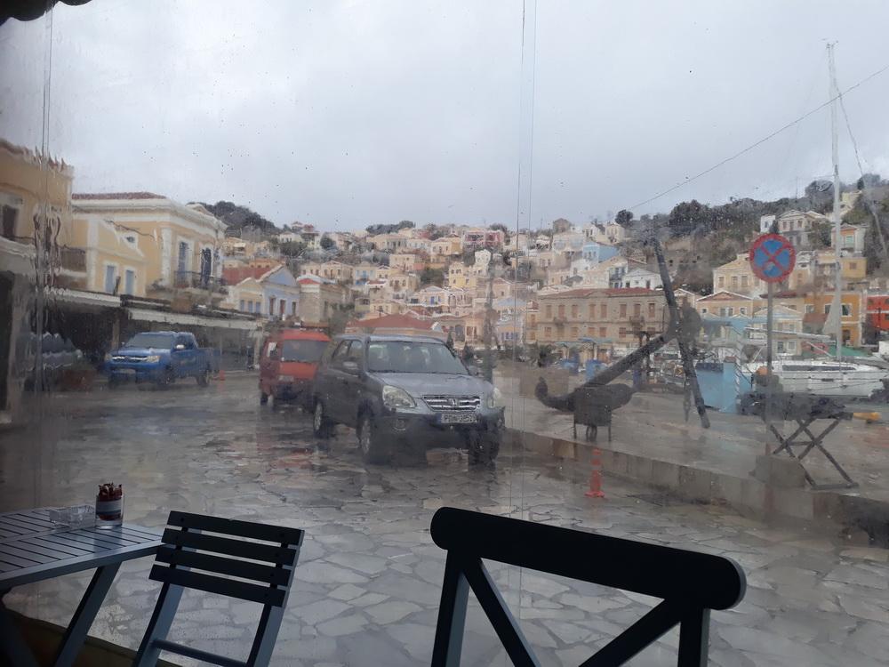 Veiw from Mediteraneo