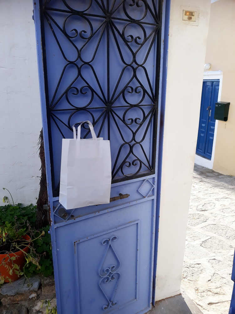 Symi-style delivery