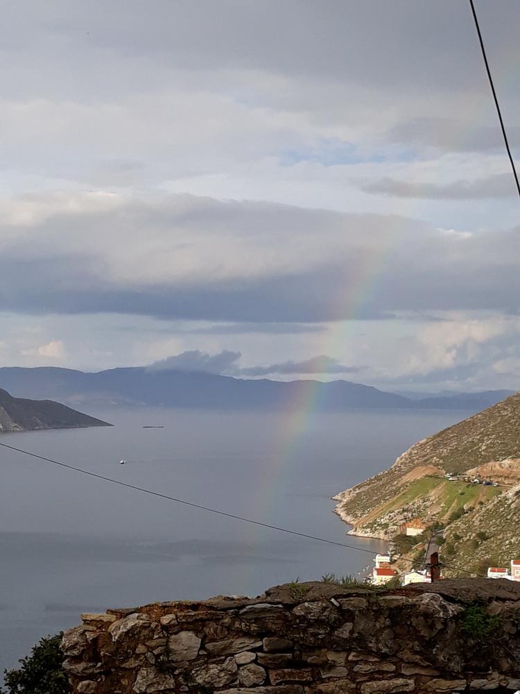 Friday's rainbow