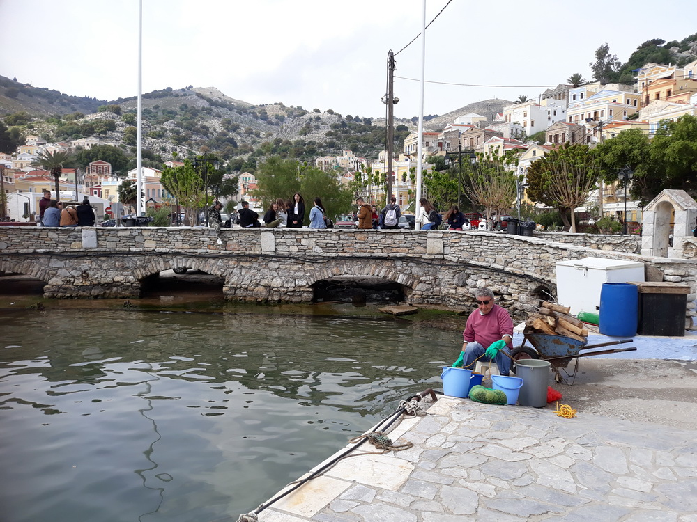 Yialos in April