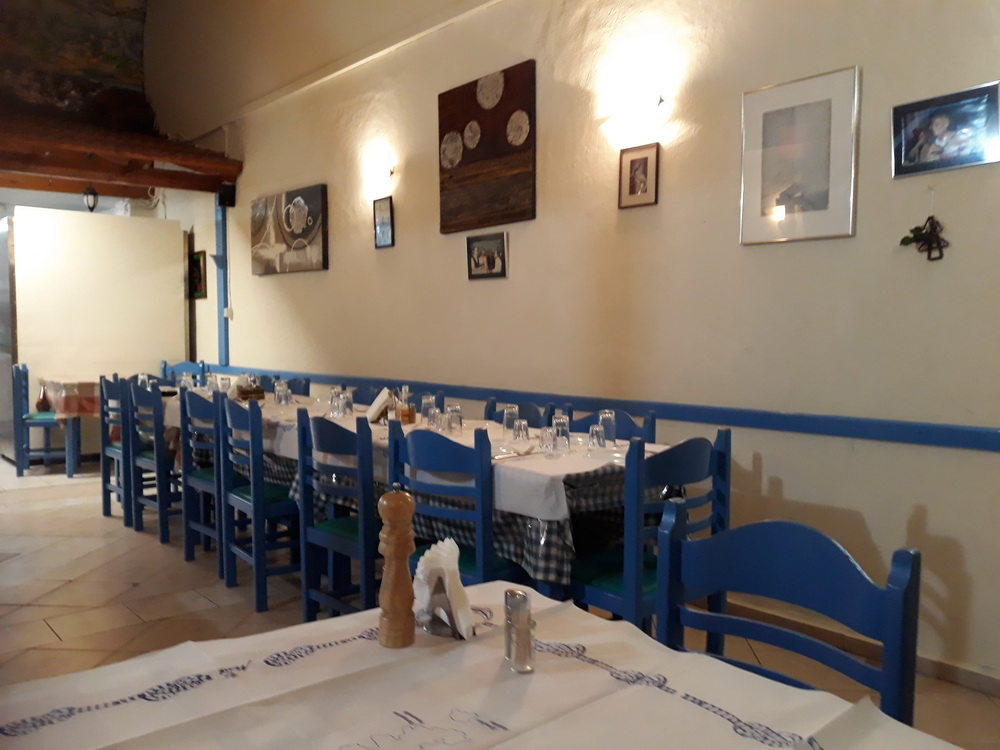 Taverna George & Maria is waiting for you